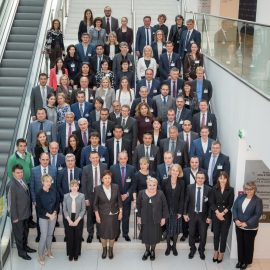 EU4Energy Policy Forum, Group Photo on 3rd April