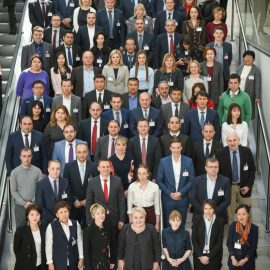 EU4Energy Policy Forum, Group Photo on 4th April